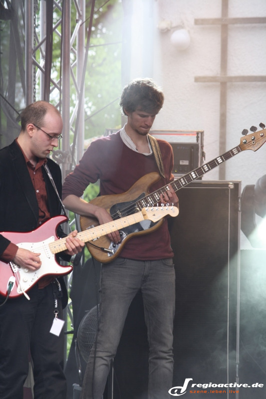 One Million Steps (live beim Musikschutzgebiet-Festival 2013)