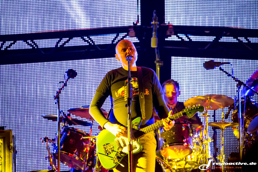The Smashing Pumpkins (live beim Southside, 2013)