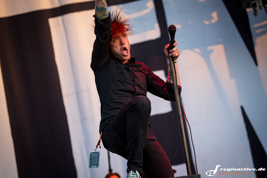 Billy Talent (live beim Southside, 2013)