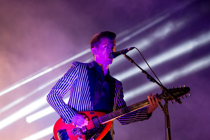 live am festivalsonntag in neuhausen ob eck - Southside Festival 2013: Fotos der Arctic Monkeys