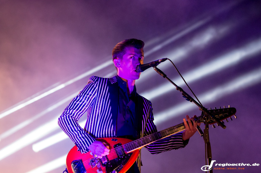 Arctic Monkeys (live beim Southside, 2013)