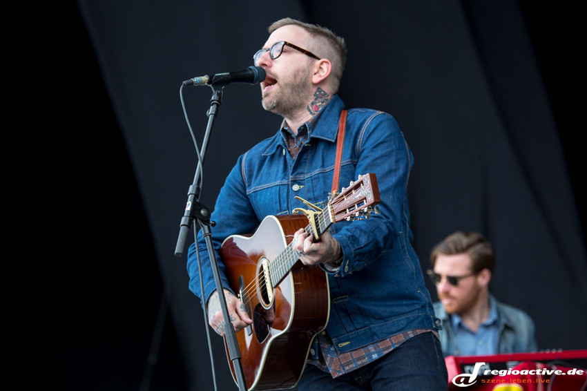 City and Colour (live beim Southside, 2013)