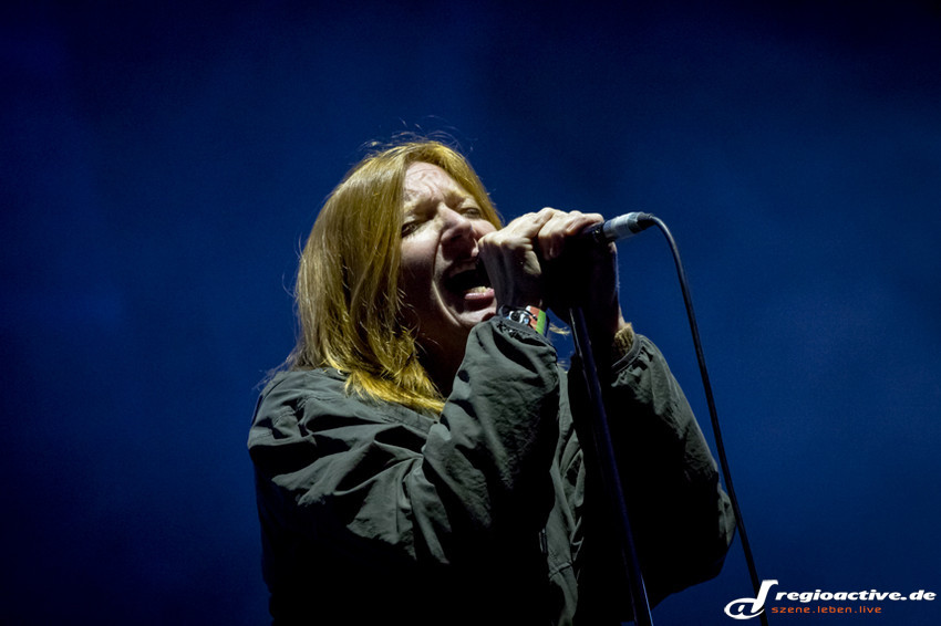 Portishead (live beim Southside, 2013)