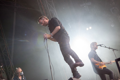 live am festivalsamstag in neuhausen ob eck - Southside Festival 2013: Fotos von The National