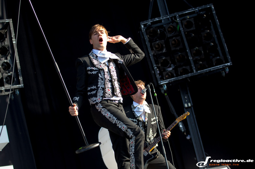 The Hives (live beim Southside, 2013)