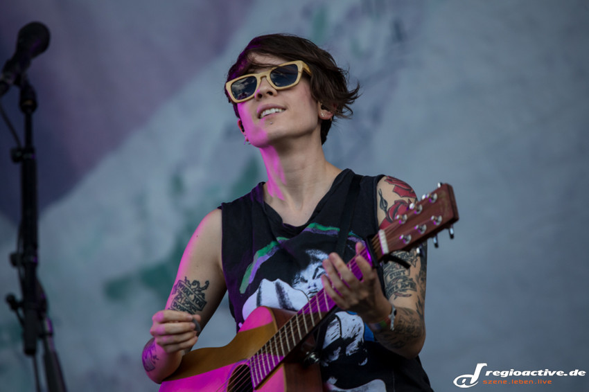 Tegan and Sara (live beim Southside, 2013)