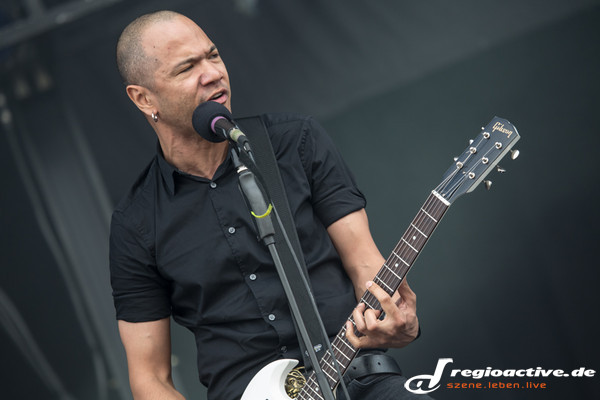 live am festivalsamstag in neuhausen ob eck - Southside Festival 2013: Fotos von Danko Jones & Boysetsfire