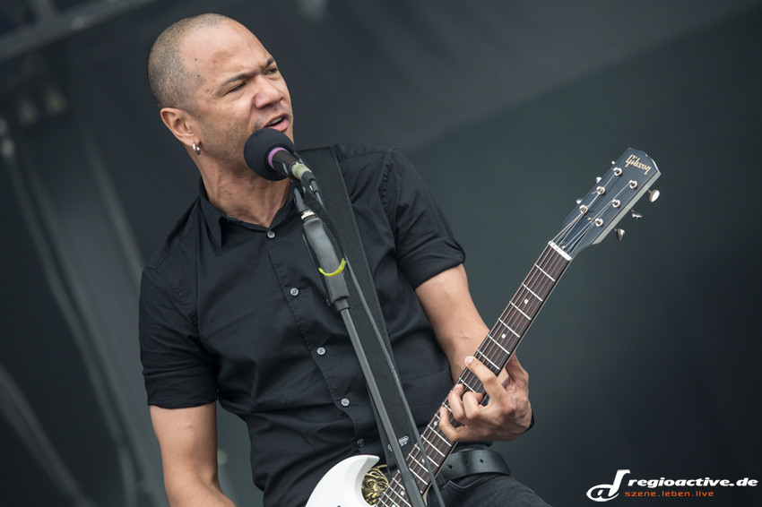 Danko Jones (live beim Southside, 2013)