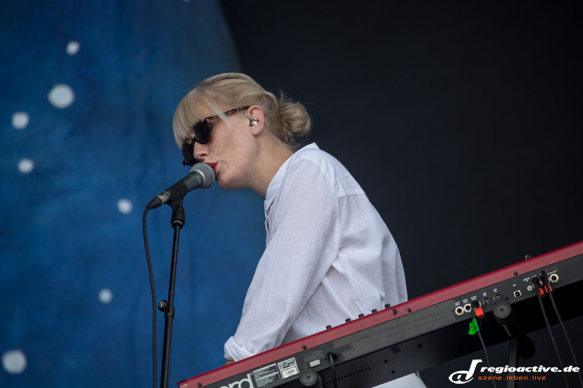 Shout Out Louds (live beim Southside, 2013)