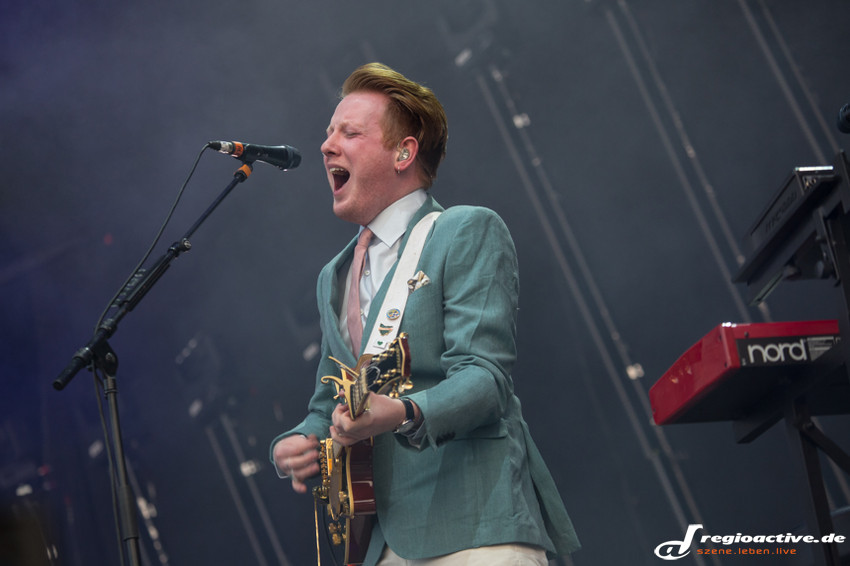 Two Door Cinema Club (live beim Southside, 2013)
